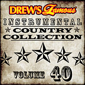 Drew's Famous Instrumental Country Collection (Vol. 40) by The Hit Crew(1)