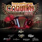 Invasión Del Corrido 2018 by Various Artists