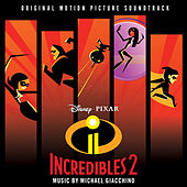 Incredibles 2 (Original Motion Picture Soundtrack) de Michael Giacchino