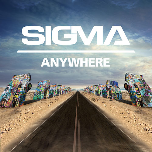 Anywhere di Sigma