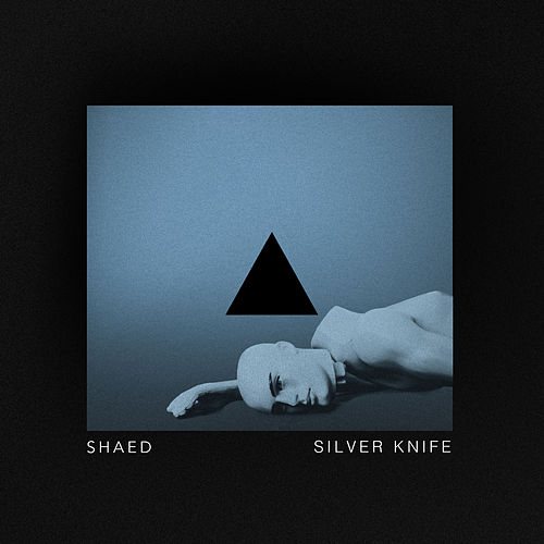 Silver Knife by Shaed