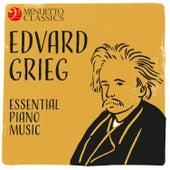 Edvard Grieg - Essential Piano Music de Various Artists