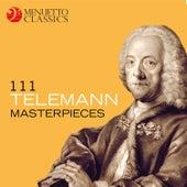 111 Telemann Masterpieces de Various Artists