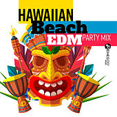 Hawaiian Beach EDM Party Mix (Deep House Music Fever, Dance All Night, Summer Paradise) by Various Artists