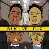 BLK vs. PLC by Foxy Myller