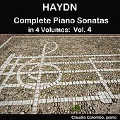 Haydn: Complete Piano Sonatas in 4 Volumes, Vol. 4 by Claudio Colombo