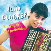 Un p'tit air sans prétention de Julie Blocher