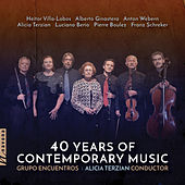 40 Years of Contemporary Music de Various Artists