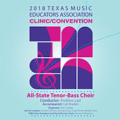2018 Texas Music Educators Association (TMEA): Texas All-State Tenor-Bass Choir [Live] by Texas All-State Tenor-Bass Choir