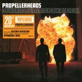 Decksandrumsandrockandroll 20th anniversary de Propellerheads