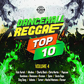 Dancehall Reggae Top 10, Vol. 4 de Various Artists