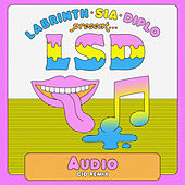 Audio (CID Remix) by LSD (Sia x Diplo x Labrinth)