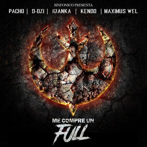 Sinfonico Presenta: Me Compre Un Full (Alqaeda Version) by Kendo Kaponi