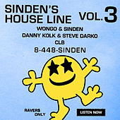 Sinden's House Line Vol. 3 von Various Artists