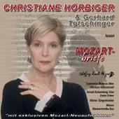 Mozartbriefe von Christiane Hörbiger