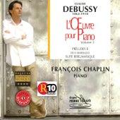 Debussy : L'oeuvre pour piano,  vol.3 de François Chaplin