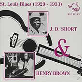 St. Louis Blues [Wolf 115] by J.D. Short