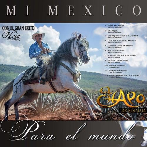 Mi México Para El Mundo by El Chapo De Sinaloa