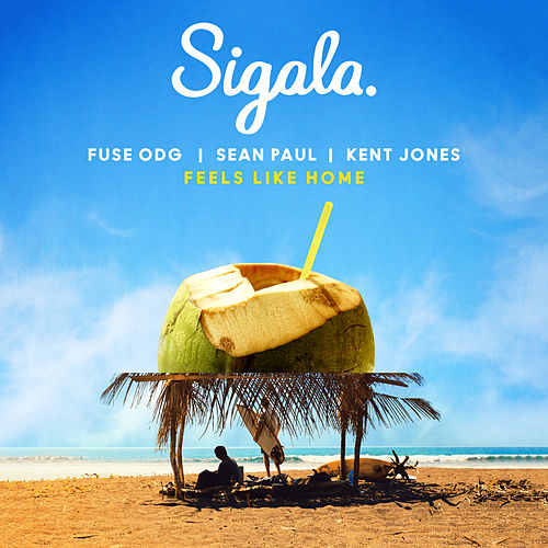 Feels Like Home de Sigala