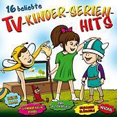16 beliebte TV-KINDER-SERIEN HITS von Partykids