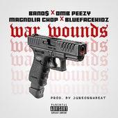 War Wounds (feat. Dmb Peezy, Magnolia Chop & Bluefacekidz) von Band$