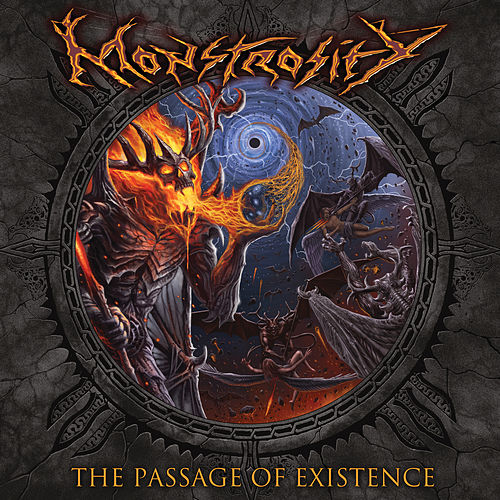 Kingdom of Fire by Monstrosity