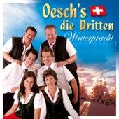 Winterpracht by Oesch's Die Dritten