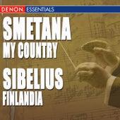 Smetana: My Country - Sibelius: Finlandia by Various Artists