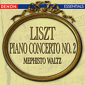 Liszt: Piano Concerto No. 2 - Mephisto Waltz by Various Artists
