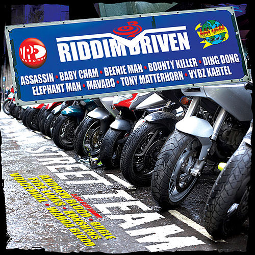 Riddim Driven: Street Team von Various Artists
