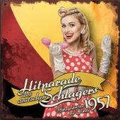 Hitparade des deutschen Schlagers - Schlagerjuwelen des Jahres 1957 by Various Artists
