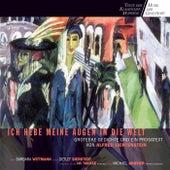 Alfred Lichtenstein: Ich hebe meine Augen in die Welt (Groteske Gedichte und ein Prosatext von Alfred Lichtenstein) by Alfred Lichtenstein