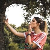 Quiero Decirte by Cris Moné