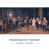 Magnifique est ton nom by Worship Academy