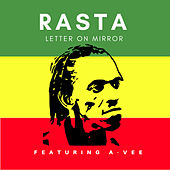 Letter on Mirror by Rasta