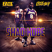 Shaq and Kobe de L Roy da Boy