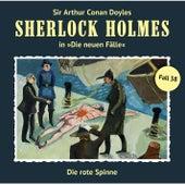 Die neuen Fälle, Fall 38: Die rote Spinne von Sherlock Holmes