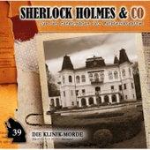 Folge 39: Die Klinik-Morde von Sherlock Holmes & Co