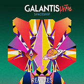 Spaceship (feat. Uffie) (Remixes) by Galantis