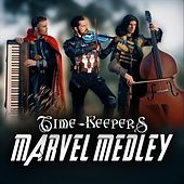 Marvel Medley (Earth's Mightiest Music): Marvel Studios Fanfare / Captain America March / Iron Man 3 / Thor: The Dark World / Master of the Mystic End Credits / New Avengers by The Time Keepers
