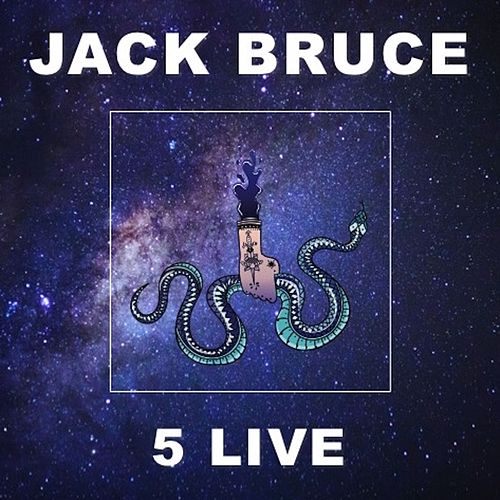 5 Live by Jack Bruce