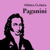 Música Clásica Paganini by Various Artists
