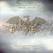Legends of the Forgotten Earth de Phil Rey