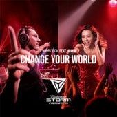 Change your world(百威風暴電音節主題曲) by 張靚穎