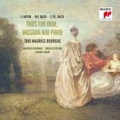 Haydn, W.F. Bach & C.P.E. Bach: Trios for Oboe, Bassoon & Piano von Sergio Azzolini