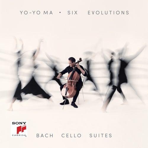 Unaccompanied Cello Suite No. 6 in D Major, BWV 1012/VI. Gigue by Yo-Yo Ma