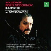 Mussorgsky: Boris Godunov de Mstislav Rostropovich