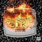 Dear Rhyme Book by Jha'Lil