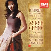 Strauss: Violin Concerto by Sarah Chang