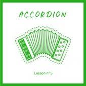 Accordion, Lesson n° 5 di Orchestra Dedo